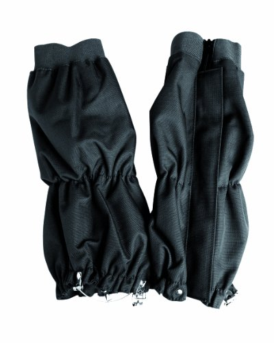 Wetness Protection Gaiters Mt-plus, Steel Cable, Fishing, Hiking, Paintball Tactical, Rain Forest, Marshland Hunting, Moisture-protection Gaiters, Black