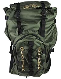 Radha Rani Imported Outdoor Hiking Camping Waterproof Nylon Rucksack Backpack Bag