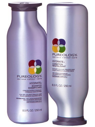 Pureology Hydrate Shampoo and Conditioner Set 8.5oz New Packaging (Shampoos And Conditioners compare prices)