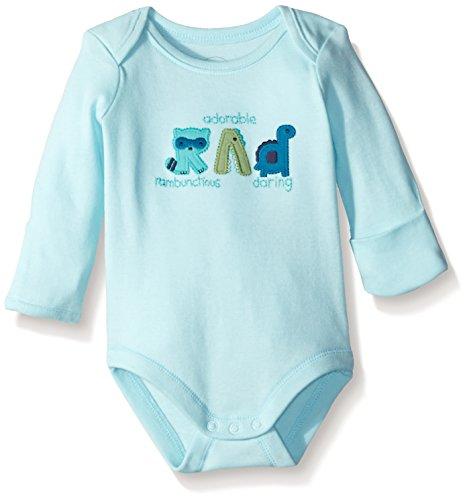 Gymboree Baby Mint Rad Animal Graphic Bodysuit, Mint, 12-18 Months