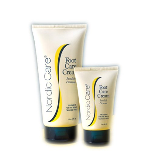 Nordic Care Foot Care Cream 5.9 oz Half Price Sale!