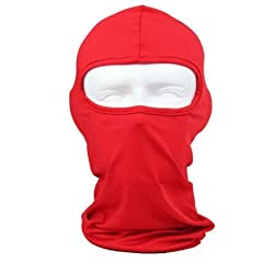 Buy 2Buy Life fashion New Soft Ultra Thin Face Mask Balaclava for skiing Cycling CS Sports Football by 2Buy Life