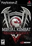 Mortal Kombat Deadly Alliance - PlayStation 2