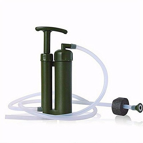 SQdeal-Army-Soldier-Hiking-Camping-Survival-Emergency-Cartridge-Water-Filter-Purifier