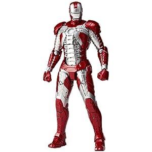 SCI-FI Revoltech Series No.041 - Iron Man Mark.5