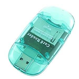 Amazon.com: 2.0 T-Flash TF SDHC SD MMC lector de tarjetas de memoria