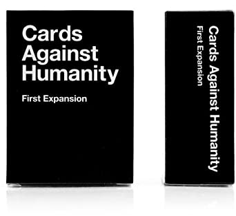 Cards Against Humanity: First  and Second Expansion $10