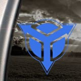 KILLZONE Blue Decal HELGHAST HELGHAN PS3 SHOOTER Blue Sticker