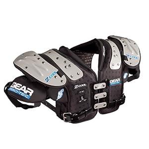 Buy Gear Pro-Tec Z-COOL QB DB WR Football Shoulder Pads by Gear Pro-Tec