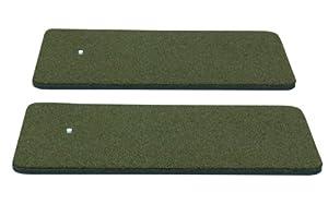 Izzo Golf #20137 Split Driving Range Mat by IZZO Golf