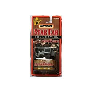 Matchbox Star Car Collection(1998) Limited Edition The Untouchables Ford Model A Coupe(#16 in Series)
