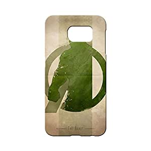 G-STAR Designer 3D Printed Back case cover for Samsung Galaxy S6 - G1735