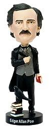 Edgar Allan Poe Royal Bobbles Bobblehead Figurine
