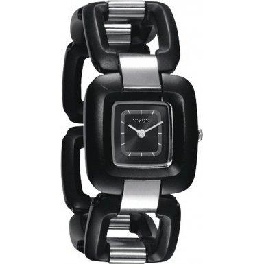 Nixon A248-1000 Ladies Sisi Black Steel Watch