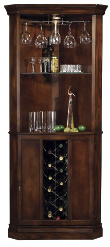 How To Build A Corner Liquor Cabinet