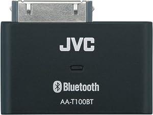 JVC AAT100BT In-Vehicle Bluetooth iPod Wireless Transmitter