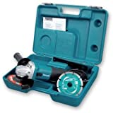 Cutting-Edge Makita 9554NBKD Angle Grinder 115mm with Diamond Disc & Case230V [Cleva Edition]