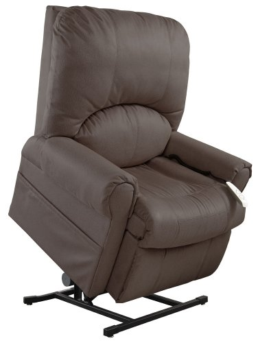 Mega Motion Easy Comfort Torch - Tall Lift Chair - Mink