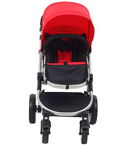The Li'l Wanderers Stroller L609 - Red
