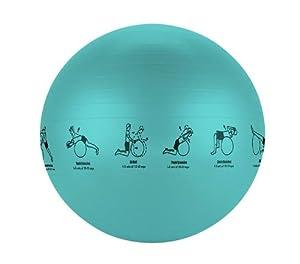 "26""Green Gym Ball"