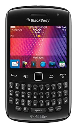 BlackBerry Curve 9360, Black (T-Mobile)