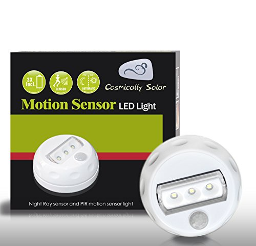 motion sensor light wireless aaa battery operated. Black Bedroom Furniture Sets. Home Design Ideas