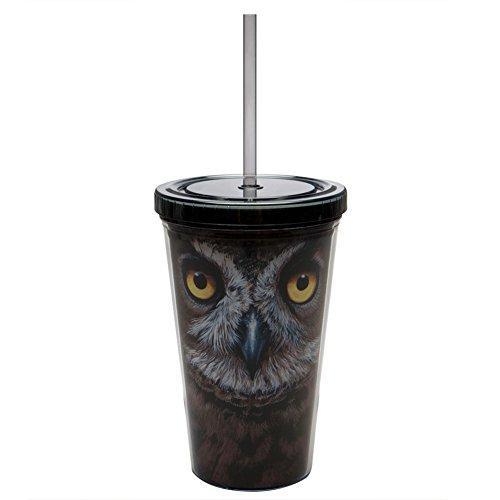 Owl Face Carnevale Tazza