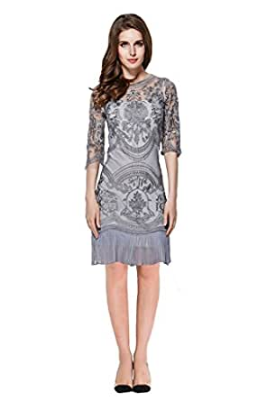 mode s two layer embroidery lace