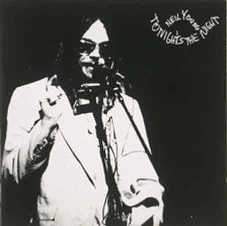 Tonight's the Night by Neil Young album cover