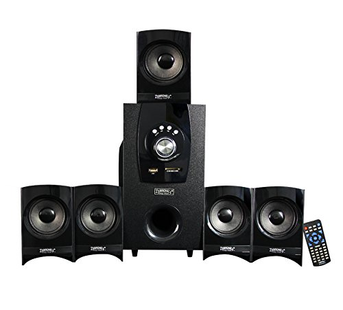 Zebronics SW6690 RUCF 5.1 Channel Multimedia Speakers