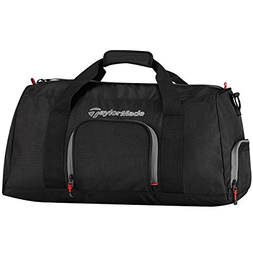 2015-taylormade-players-mens-golf-duffle-bag-travel-bag-black