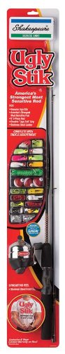 Shakespeare Ugly Stick Spinning Fishing Kit (Fishing Rods Ugly Stick compare prices)