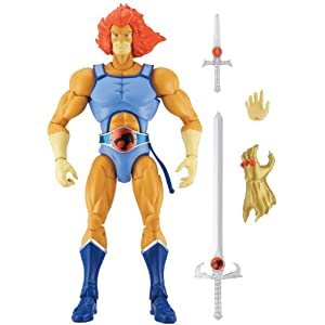 Thundercats Lionfigure on Amazon Com  Thundercats Lion O 8  Collector Figure Classic  Toys