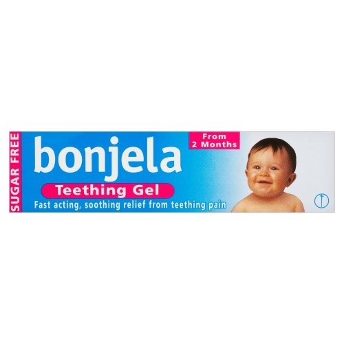 Bonjela Teething Gel 15g (Pack of 3)