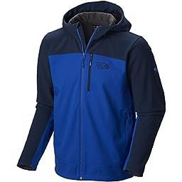 Mountain Hardwear Paladin Hooded Jacket - Men\'s Azul / Collegiate Navy Large