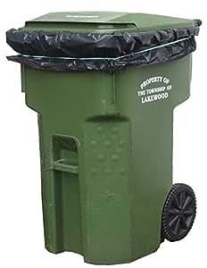 Amazon Com Rubber Band For 95 96 Gallon Trash Can