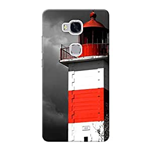 Mobile Back Cover For Huawei Honor 5X (Printed Designer Case)