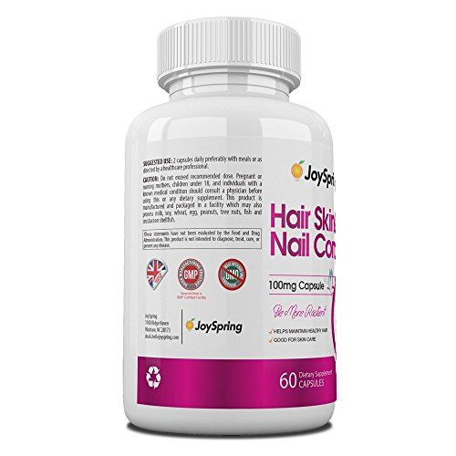 BIOTIN HAIR GROWTH Tablets, Best Vitamins for Hair Growth, High Strength Formula for Thicker ...