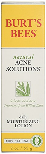 Burt'S Bees Natural Acne Solutions Moisturizing Lotion, 2 Oz