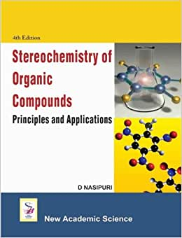 stereochemistry of organic compounds pdf free download