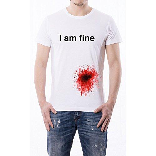 CiaoCompra - T Shirt I'm Fine - L