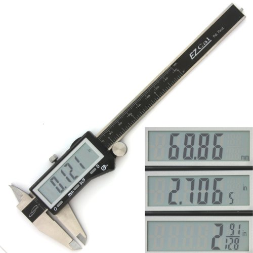 iGaging IP54 Electronic Digital Caliper 0-6