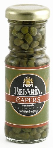 Bel Aria Nonpariel Capers - 12/3 oz