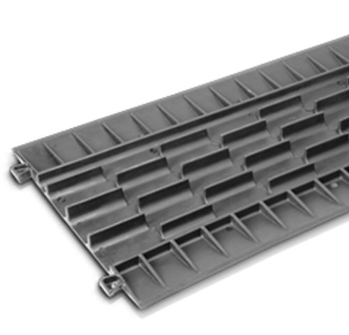 ironkey-85100-protector-de-cable-cable-floor-protection-negro-termoplastico-de-poliuretano-tpu