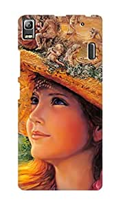 SWAG my CASE PRINTED BACK COVER FOR LENOVO A7000 / LENOVO K3 NOTE