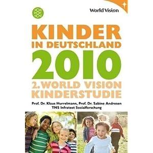 eBook Cover für  Kinder in Deutschland 2010 2 World Vision Kinderstudie