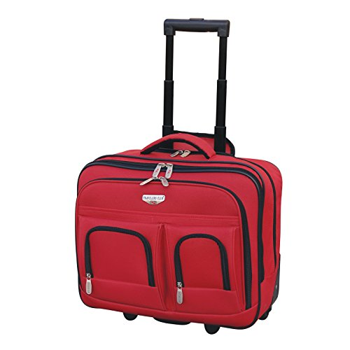 travelers-club-17-inch-2-section-rolling-briefcase-with-padded-laptop-compartment-red