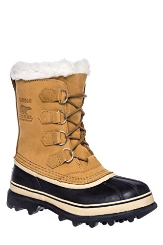 Caribou Lace-Up Waterproof Mid Calf Boot