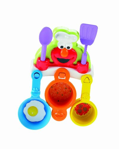 Fisher-Price Sing And Cook With Elmo front-68263
