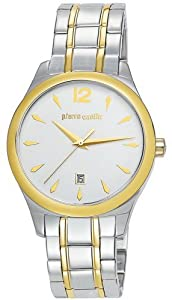 Pierre Cardin Men's Quartz Watch PC104771F03 PC104771F03 with Metal Strap